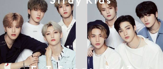 Stray Kids Hairstyle