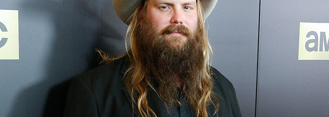 chris stapleton hairstyle