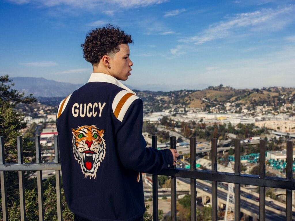 lil mosey hairstyle