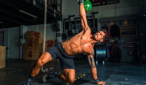 Great workout routine for men