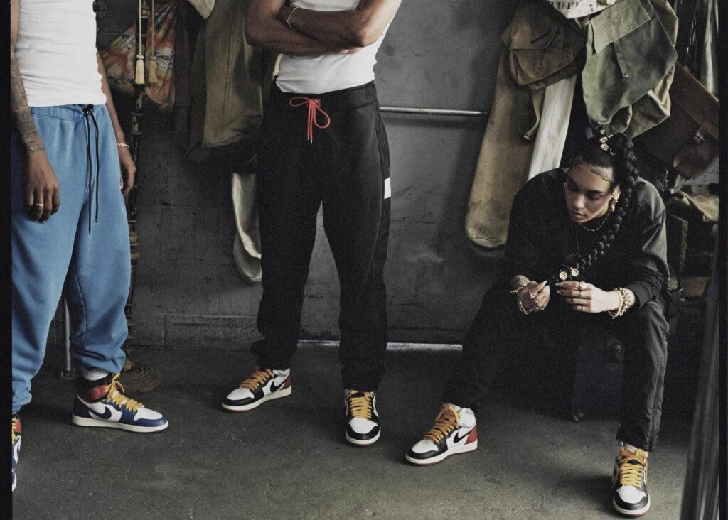 jordan streetwear