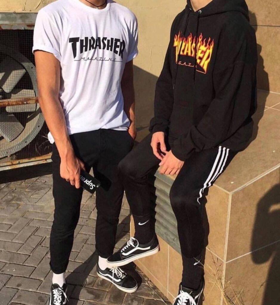 thrasher clothes