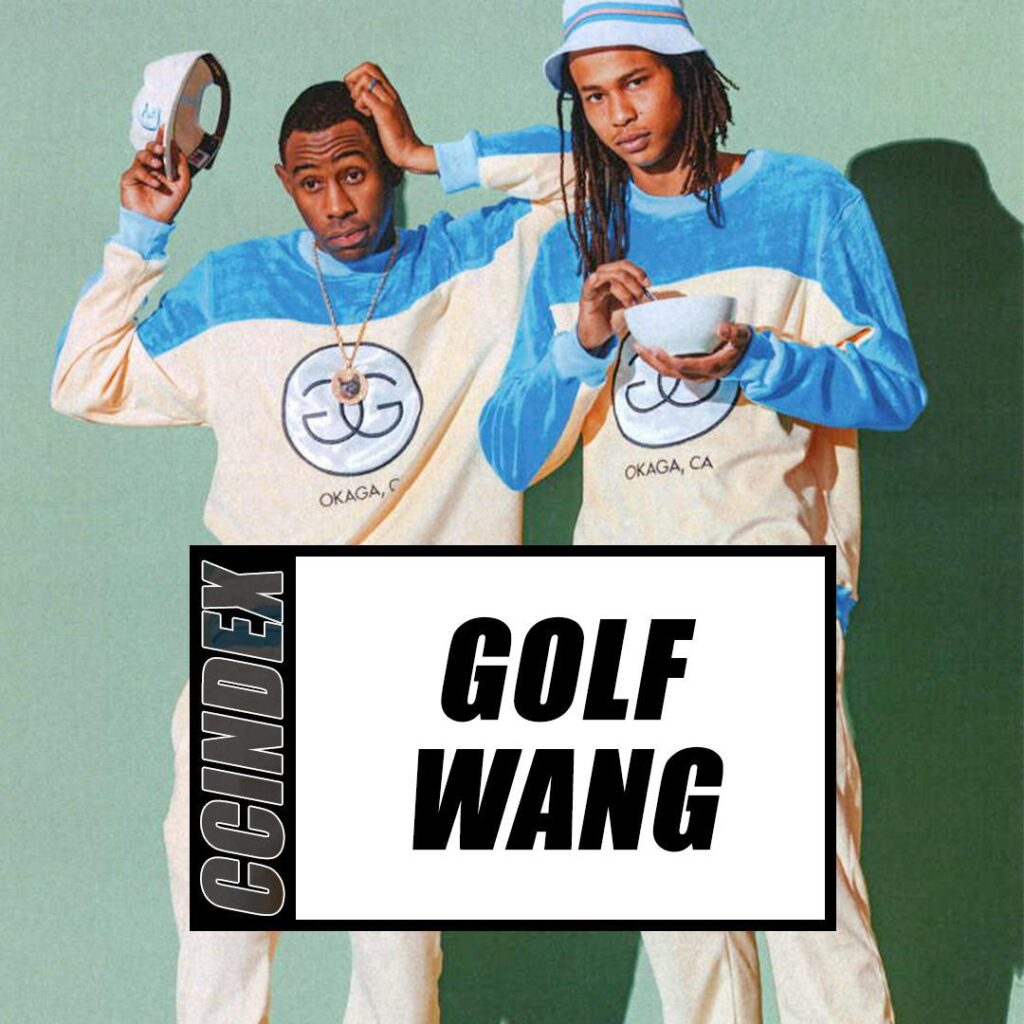golf wang colection