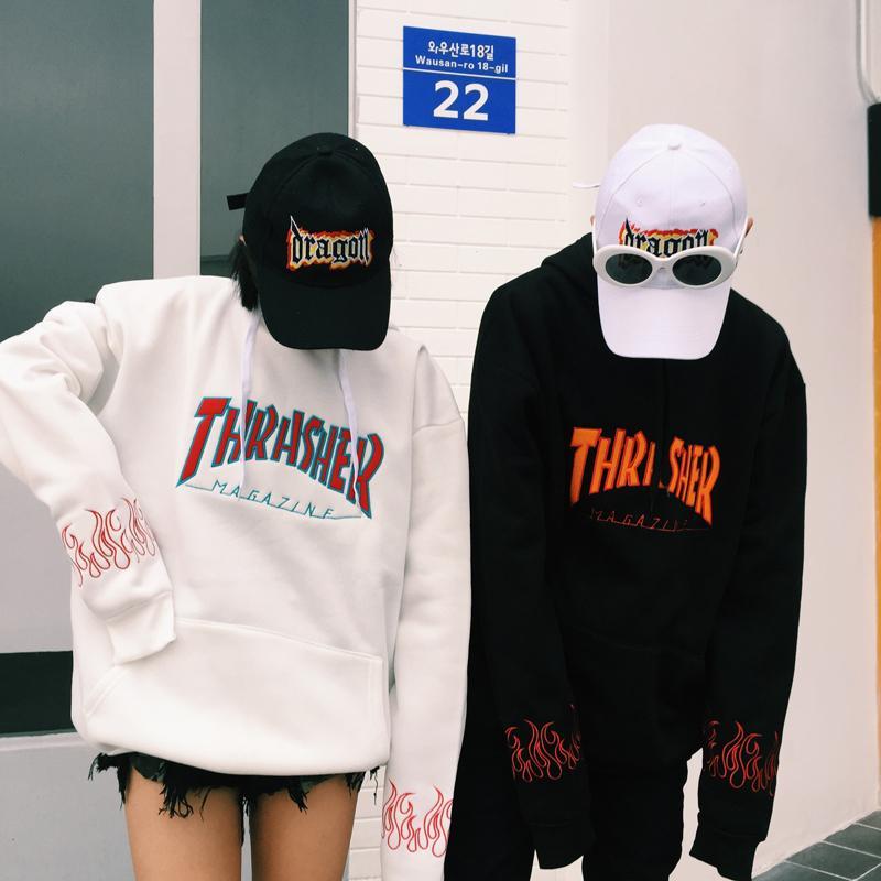 trasher streetwear brands