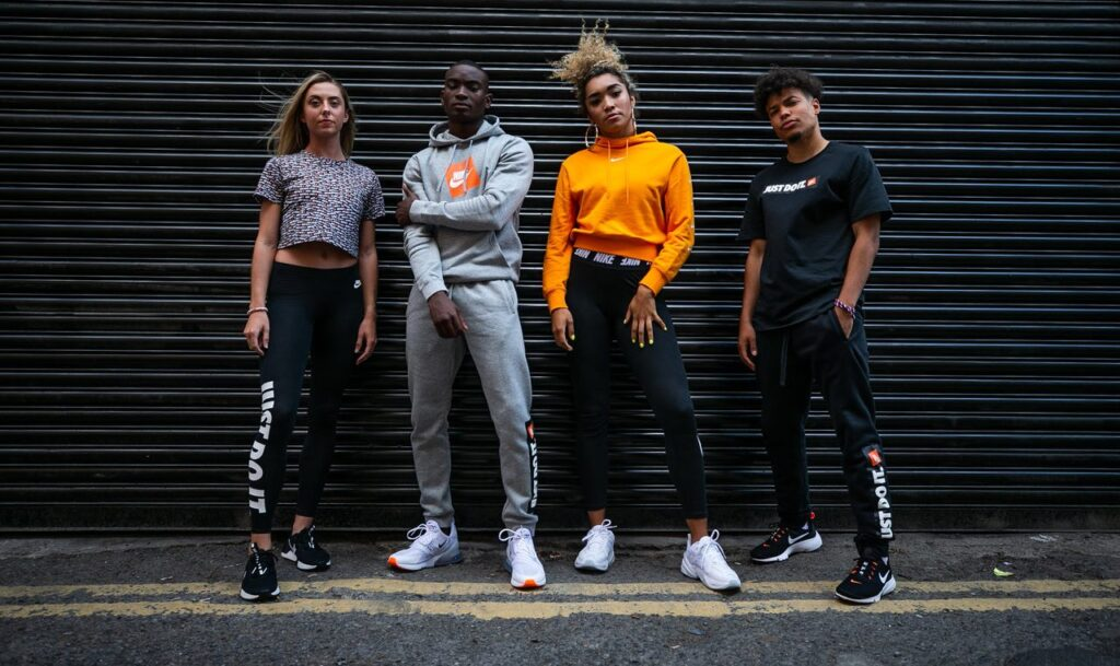 nike streetwear brand