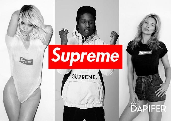 supreme streetwear brand
